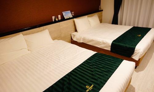 【沖縄旅行】恩納村にあるコスパ最強のホテル「ザ・ペリドット スマートホテル タンチャワード」に泊まってきたぞ!