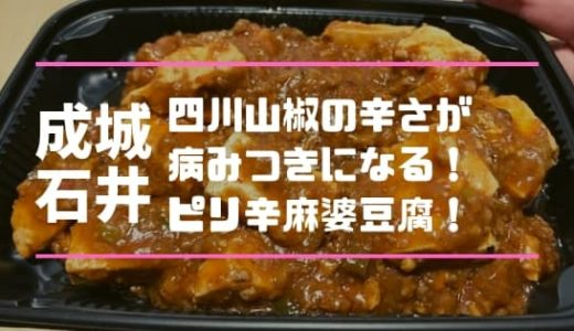成城石井の四川山椒ピリ辛麻婆豆腐は、痺れるような辛さが病みつきになるぞ!